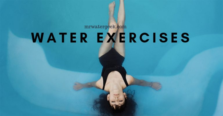 2 Minute Water Exercises For Abs and FAST Weight Loss