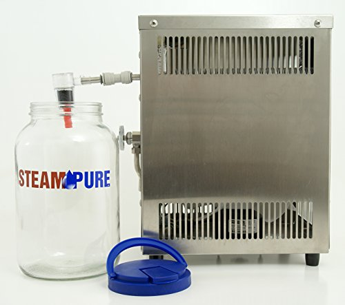 how to make steam distilled water
