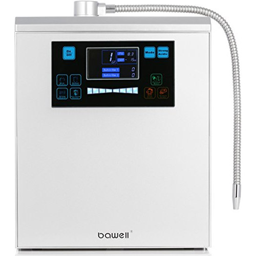 Bawell Platinum Alkaline Water Ionizer Machine