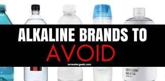 Learn Which Alkaline Water Brands You MUST Always AVOID