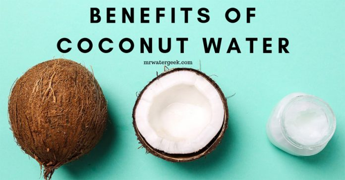 7 Amazing Benefits of Drinking Coconut Water Daily Will SURPRISE You