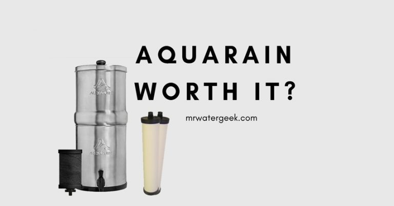 Do NOT Buy Until You Read This AquaRain Review