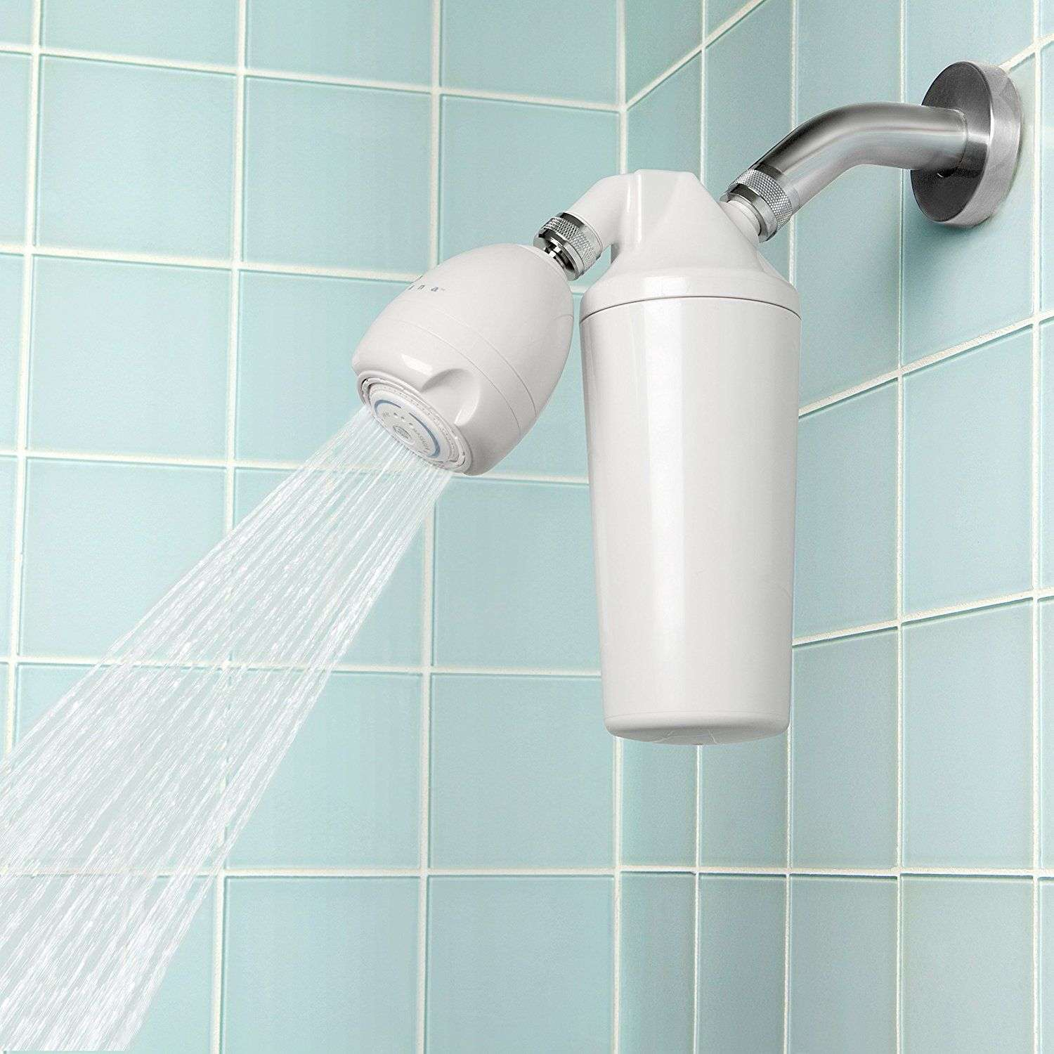 Aquasana AQ-4100 Deluxe Shower Water Filter With