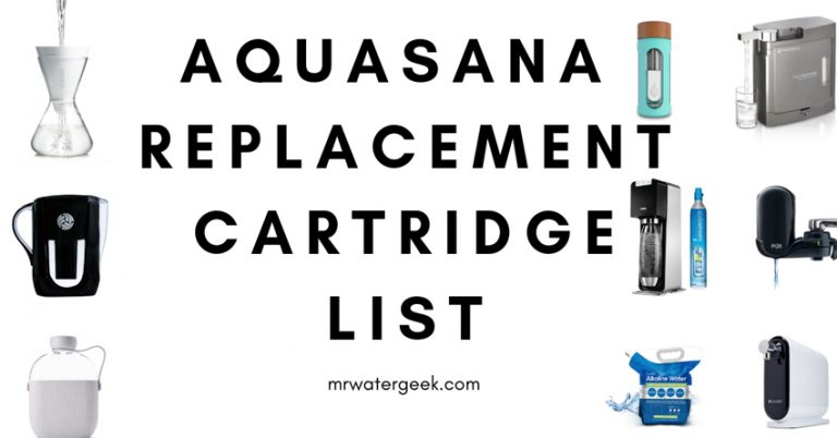 Find The Right Aquasana Filter Replacement (Without Dumb MISTAKES)