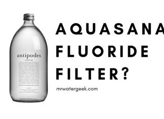 Aquasana Fluoride Filter Review