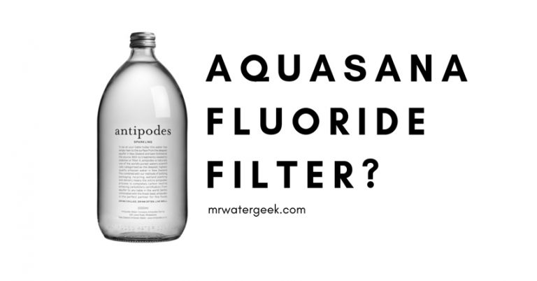 Do *NOT* Buy Aquasana Fluoride Filter Until You Read This Review