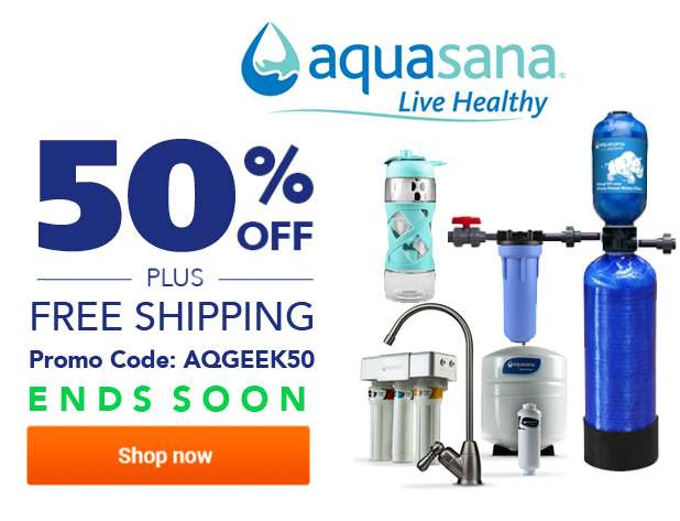 Aquasana Offer Sidebar