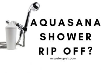 Aquasana Shower Filter: Is It WORTH The Cost?