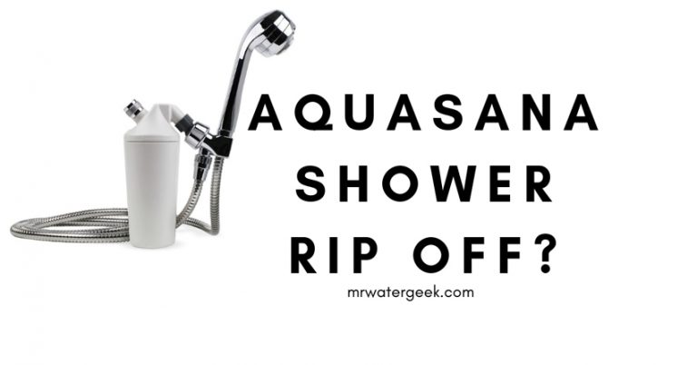 Do *NOT* Buy Aquasana Shower Filter Until You Read This
