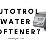Autotrol Water Softener
