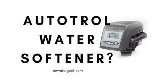 Autotrol Water Softener