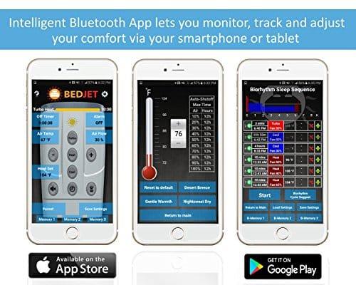 BedJet App