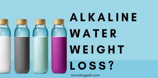 Benefits of Alkaline Water Weight Loss - Here's The TRUTH!