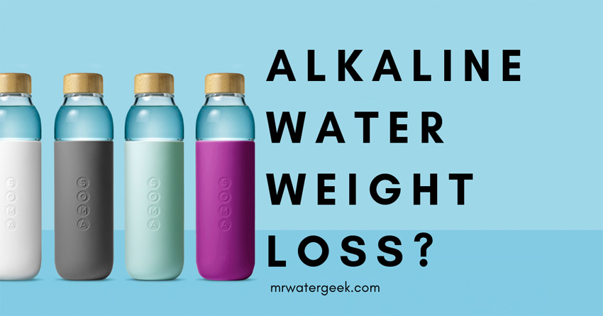 Benefits Of Alkaline Water Weight Loss