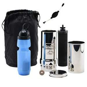 Berkey Filter Outdoor Kit