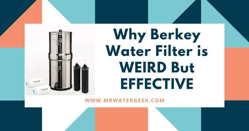 Reasons Why The Berkey Water Filter is WEIRD But EFFECTIVE