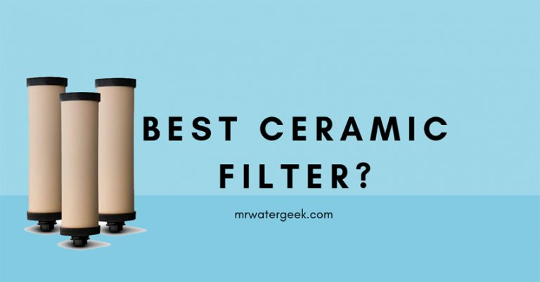 Do NOT Buy The BEST Ceramic Water Filter Until You Read This