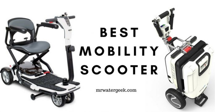 The Best Mobility Scooter + The Biggest MISTAKE To Avoid