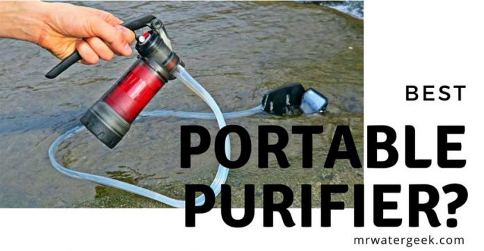This is The Best Portable Water Purifier And Here is WHY
