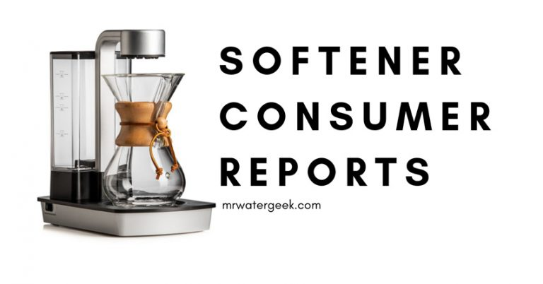 Do NOT Buy Before Reading The Best Water Softener Consumer Reports