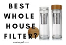 The PROBLEMS with the Best Whole House Water Filter and Softener Combo