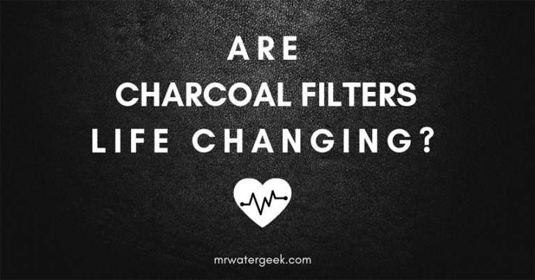 Here is Why Charcoal Water Filters Will Change Your Life