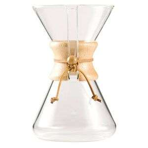 Chemex Hand Blown Glass Coffee Maker