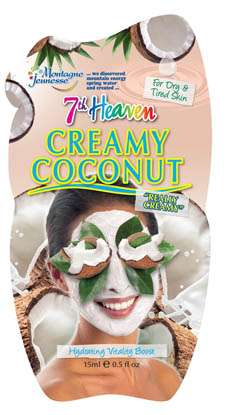 Creamy Coconut Masque