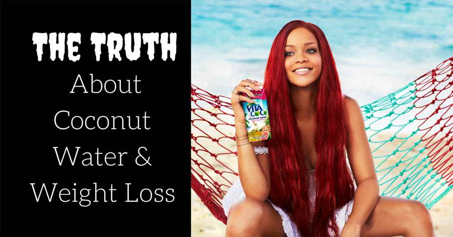 The Truth About Coconut Water Weight Loss