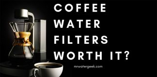 Are Coffee Machine Water Filters WORTH IT??