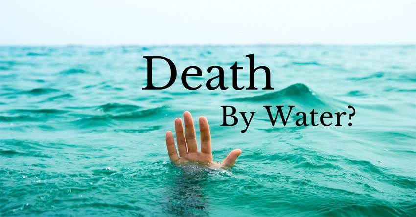 Death By Water.... How Much Water Is Too Much?