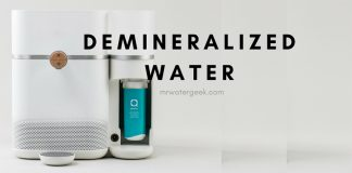 Demineralised Water