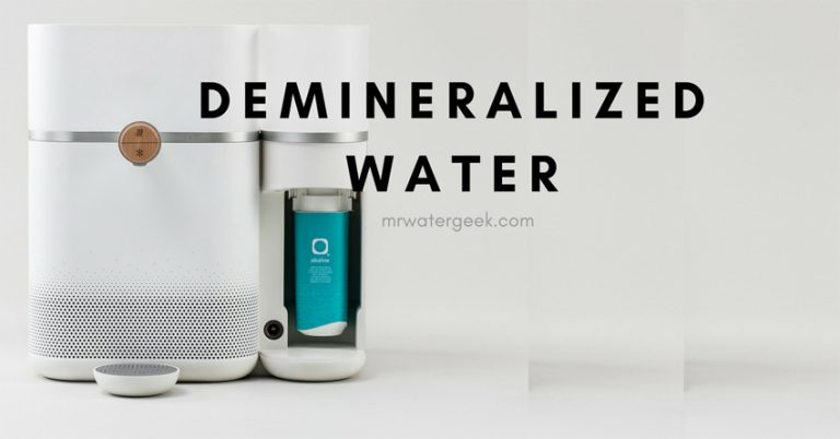 Demineralised Water: Here is Everything You MUST Know