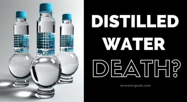 Distilled Water DEATH? Here is the TRUTH.