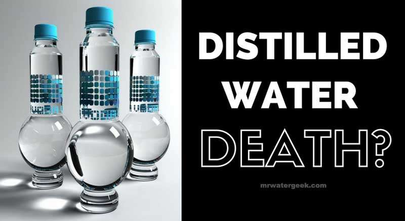 Distilled Water DEATH
