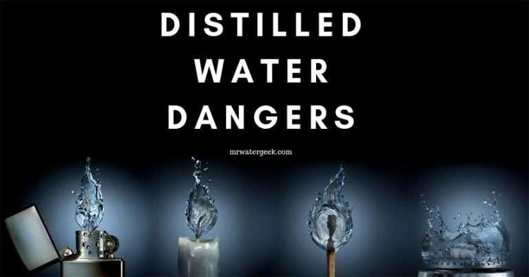 The BEST Distilled Water Benefits and WORST Dangers You Should Know