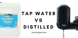 Distilled Water vs Tap Water: Which One Is The WORST?