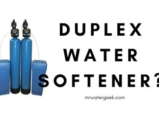 Duplex Water Softener Review