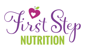 First Step Nutrition Logo