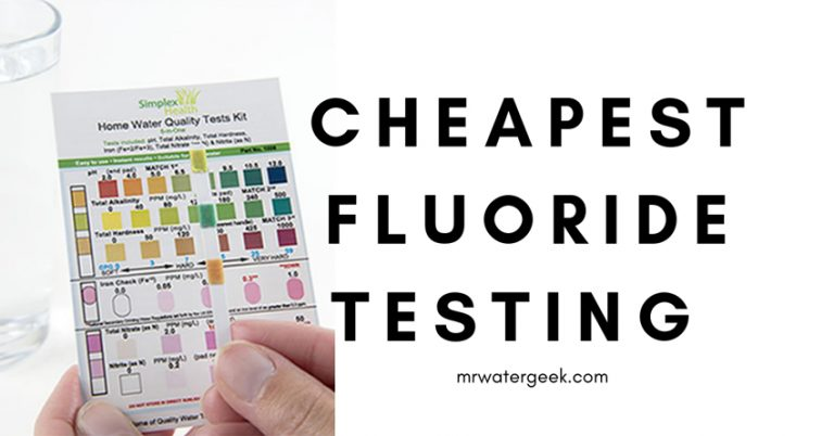 Do NOT Use A Fluoride Testing Kit Until You See These Methods