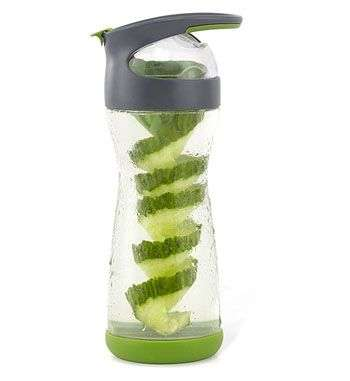 Full Circle Wherever Water Cucumber Infuser