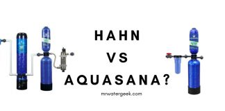 Hahn vs Aquasana: Both Models Compared, Which Is BEST?