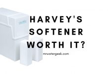 Harveys Water Softener Review