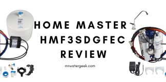 Is The Home Master HMF3SDGFEC WORTH It