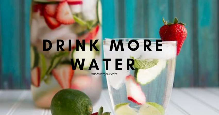 How To Drink More Water (When You HATE Water