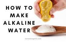 How To Make Alkaline Water (In Less Than 1 Minute)