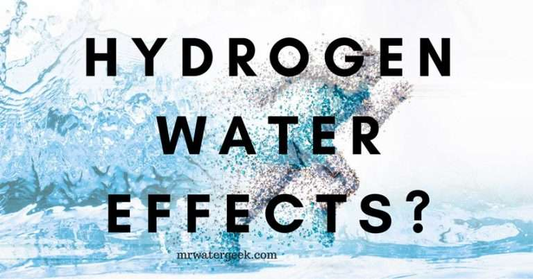 Hydrogen Water Side Effects: The BRUTALLY Honest TRUTH
