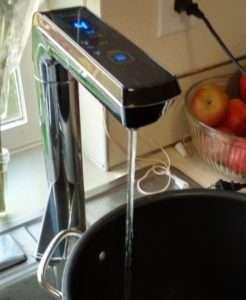 IonPlus Undersink Water Ionizer Faucet