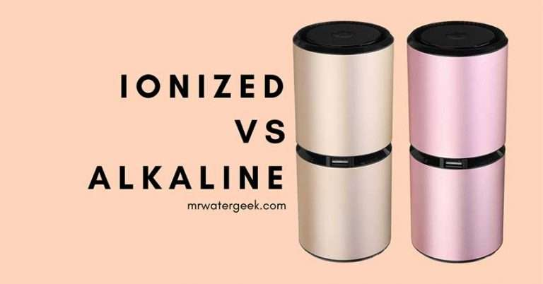 Ionized Water vs Alkaline Water? Don't WASTE Your Money – Read This First!