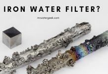 The Best Iron Water Filter and ALL the PROBLEMS You MUST Know